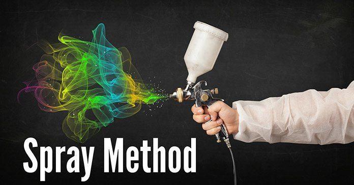 Spray Method