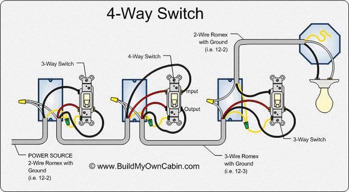 4-way-switch-diagram