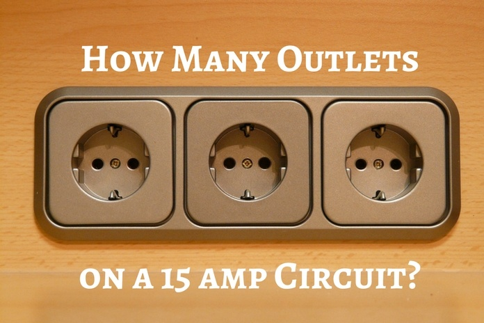 How Many Outlets on a 15 Amp Circuit